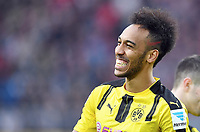 Pierre-Emerick Aubameyang (Dortmund)<br /> Dortmund, 04.03.2017, Fussball Bundesliga, Borussia Dortmund - Bayer 04 Leverkusen<br /> Norway only