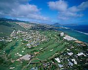 Waialae Goulf Course, Honolulu, Hawaii<br />