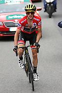 Simon Yates (GBR - Mitchelton - Scott) during the 73th Edition of the 2018 Tour of Spain, Vuelta Espana 2018, 20th stage Andorra Escaldes Engordany - Coll de la Gallina 97.3 km on September 15, 2018 in Spain - Photo Luca Bettini / BettiniPhoto / ProSportsImages / DPPI