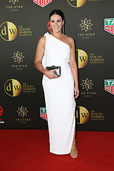 Players from the Westfield W-League and Hyundai A-League arrive on the red carpet for the 2018 Dolan Warren Awards at The Star Event Centre - 80 Pyrmont St, Pyrmont, NSW. 30 Apr 2018 Pictured: Brenda Stajcic. Photo credit: Richard Milnes / MEGA TheMegaAgency.com +1 888 505 6342