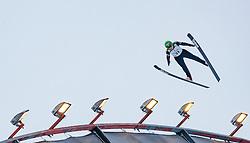 01.03.2017, Lahti, FIN, FIS Weltmeisterschaften Ski Nordisch, Lahti 2017, Nordische Kombination, Skisprung, Grossschanze HS130 m, im Bild Leevi Mutru (FIN) // Leevi Mutru of Finland during Skijumping competition of Nordic Combined of FIS Nordic Ski World Championships 2017. Lahti, Finland on 2017/03/01. EXPA Pictures © 2017, PhotoCredit: EXPA/ JFK