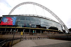 File photo dated 08-10-2020 a general view of Wembley Stadium, London. Issue date: Thursday March 24, 2021. Issue date: Tuesday June 1, 2021.