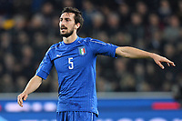 Davide Astori Italia <br /> Udine 24-03-2016 Stadio Friuli Football Calcio Friendly match Italia - Spagna / Italy - Spain Foto Andrea Staccioli / Insidefoto <br /> Fiorentina captain Davide Astori dies suddenly aged 31 . <br /> Astori was staying a hotel with his team-mates ahead of their game on Sunday away at Udinese when he passed away. <br /> Foto Insidefoto