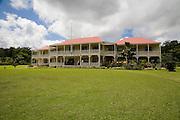 Robert Louis Stevenson's home Vailima, Apia, Upolu, Western Samoa