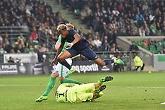 Saint Etienne vs Paris Saint Germain - 14 May 2017