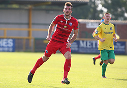 August 28, 2017 - London, United Kingdom - Joseph Ellul of Billericay Town.during Bostik League Premier Division match between Thurrock vs Billericay Town at  Ship Lane Ground, Aveley on 28 August 2017  (Credit Image: © Kieran Galvin/NurPhoto via ZUMA Press)