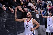 Massimo Chessa<br /> Virtus Roma - Bergamo<br /> Campionato Basket LNP 2018/2019<br /> Roma 20/01/2019<br /> Foto Gennaro Masi / Ciamillo-Castoria