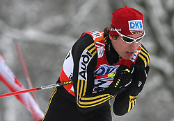 Tino Edelmann of Germany at Nordic Combined Individual Gundersen NH, 10 km, at FIS Nordic World Ski Championships Liberec 2008, on February 22, 2009, in Vestec, Liberec, Czech Republic. (Photo by Vid Ponikvar / Sportida)