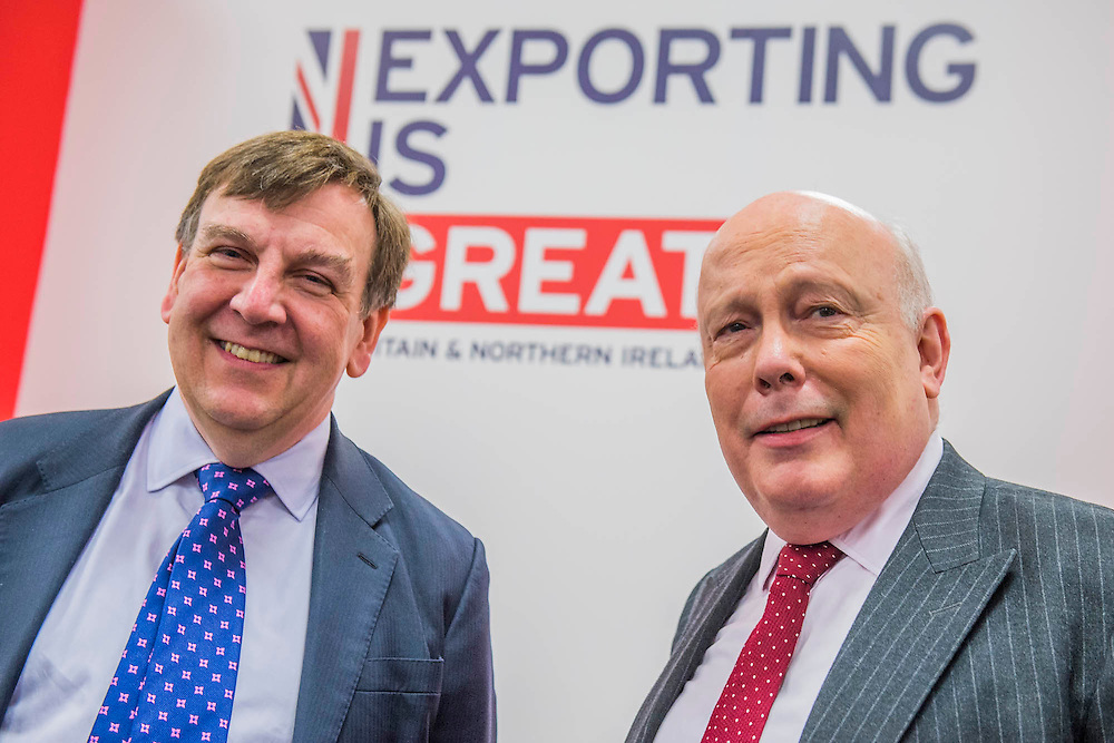 Lord Julian Fellowes meets John Whittingdale, the Secretary of State for Culture - The London Book Fair, celebrating its 45 year anniversary, is the global marketplace for rights negotiation and the sale and distribution of content across print, audio, TV, film and digital channels. Staged annually, LBF sees more than 25,000 publishing professionals arrive in London for the week of the show to learn, network and kick off their year of business. The London Book Fair sits at the heart of London Book & Screen Week, and runs from the 12-14 April 2016.