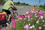 Jeju Island Bicycle Lane, South Korea