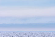 Fog on Lake Superior <br />Rossport<br />Ontario<br />Canada