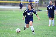 ISM Girl's Soccer 9.30.14