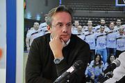 SASSARI 24 Novembre 2015<br /> Presentazione Marco Calvani Dinamo Banco di Sardegna Sassari<br /> NELLA FOTO Federico Pasquini<br /> FOTO CIAMILLO