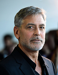 George Clooney attending the Catch-22 UK Premiere, held at VUE Cinema Westfield, London.