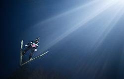 06.01.2015, Paul Ausserleitner Schanze, Bischofshofen, AUT, FIS Ski Sprung Weltcup, 63. Vierschanzentournee, Finale, im Bild Gregor Schlierenzauer (AUT) // Gregor Schlierenzauer of Austria during Final Jump of 63rd Four Hills <br /> Tournament of FIS Ski Jumping World Cup at the Paul Ausserleitner Schanze, Bischofshofen, Austria on 2015/01/06. EXPA Pictures © 2015, PhotoCredit: EXPA/ JFK