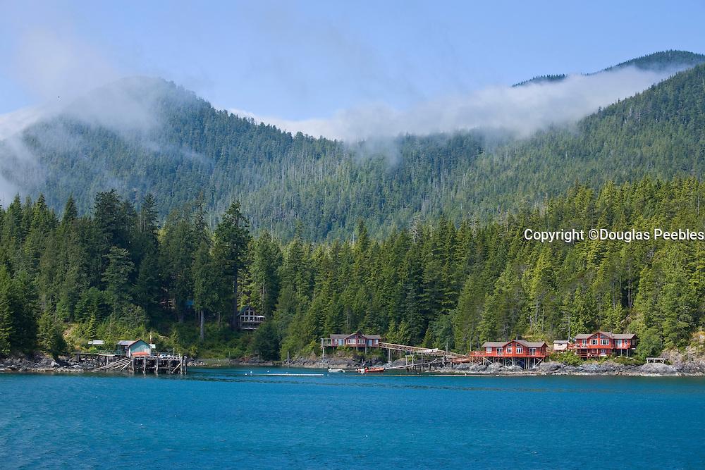 Uchuck cruise, Nootka, Vancouver Island, British Columbia, Canada
