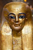 Queen Tuya (18th dynasty), Egyptian Museum, Cairo, Egypt