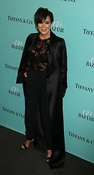 April 19, 2017 - New York, New York, U.S. - KRIS JENNER attends the Tiffany & Co. and Harper's Bazaar 150th Anniversary Event held at the Rainbow Room. (Credit Image: © Nancy Kaszerman via ZUMA Wire)