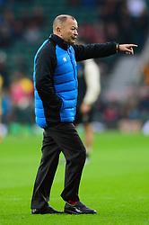 England head coach Eddie Jones - Mandatory by-line: Dougie Allward/JMP - 24/11/2018 - RUGBY - Twickenham Stadium - London, England - England v Australia - Quilter Internationals
