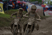 Personally, I loved racing in the mud.