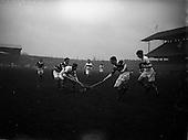 1953 Senior Hurling Tournament St. Vincents (Dublin) v Glen Rovers (Cork)