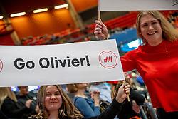 Fans Olivier Philippaerts<br /> LONGINES FEI World Cup™ Finals Gothenburg 2019<br /> © Dirk Caremans<br /> 04/04/2019