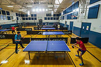 Table Tennis, Green Lake Community Center