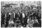 SURVIVORS, Christchurch Ball, Oxford. 1984