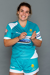 El Febrey of Worcester Warriors Women - Mandatory by-line: Robbie Stephenson/JMP - 27/10/2020 - RUGBY - Sixways Stadium - Worcester, England - Worcester Warriors Women Headshots