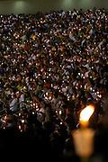 Belo Horizonte_MG, Brasil...Cerimonia de Beatificacao do Padre Eustaquio no Estadio do Mineirao, com a participacao do arcebisbo Metropolitano de Belo Horizonte, Dom Walmor Oliveira e o Cardeal Jose Saraiva Martins (Portugal)...The beatification of the Estaquio priest in the Minerao stadium, with participation of Walmor Oliveira archbishop and Jose Saraiva Martins cardinal (Portugal)...Foto: LEO DRUMOND / NITRO