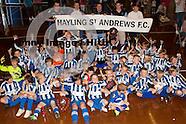 Hayling St Andrews 2012