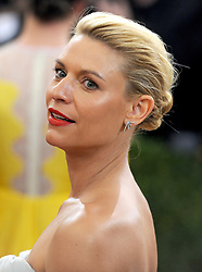 Claire Danes attending the Manus x Machina: Fashion in an Age of Technology Costume Institute Benefit Gala at Metropolitan Museum of Art on May 2, 2016 in New York City, NY, USA. Photo by Dennis Van Tine/ABACAPRESS.COM  | 545210_167 New York City Etats-Unis United States