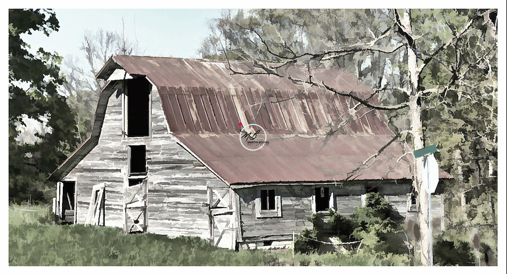 Barn on Maple Grove