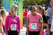 More images of the fun at Quad Cities Marathon in 2010. The weather  was kind to the runners and fans alike.