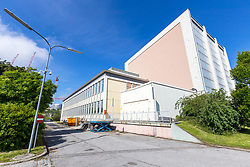 "17.05.2019, Atominstitut, Wien, AUT, Atominstitut wird zur ""EPS Historic Site"" erhoben, im Bild //  The Atominstitut in Vienna will be an EPS Historic Site, Austria on 2019/05/17. EXPA Pictures © 2019, PhotoCredit: EXPA/ Sebastian Pucher"
