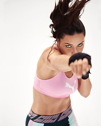 """Adriana Lima releases a photo on Instagram with the following caption: """"say hello to my new sparring partner!! \ud83e\udd1c\ud83e\udd1b @PUMA!!! \u2764\ufe0f\u2764\ufe0f\ud83d\udcaa @pumaperformance #TeamLima #DoYou #ad"""". Photo Credit: Instagram *** No USA Distribution *** For Editorial Use Only *** Not to be Published in Books or Photo Books ***  Please note: Fees charged by the agency are for the agency's services only, and do not, nor are they intended to, convey to the user any ownership of Copyright or License in the material. The agency does not claim any ownership including but not limited to Copyright or License in the attached material. By publishing this material you expressly agree to indemnify and to hold the agency and its directors, shareholders and employees harmless from any loss, claims, damages, demands, expenses (including legal fees), or any causes of action or allegation against the agency arising out of or connected in any way with publication of the material."""