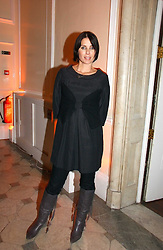 SADIE FROST at The Hospital Awards - to honour talent in the creative industry, held at 9 Grosvenor Place, London on 3rd october 2006.<br /><br />NON EXCLUSIVE - WORLD RIGHTS