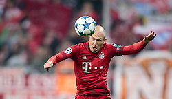 04.11.2015, Allianz Arena, Muenchen, GER, UEFA CL, FC Bayern Muenchen vs FC Arsenal, Gruppe F, im Bild Arjen Robben (FC Bayern) // during the UEFA Champions League group F match between FC Bayern Munich and FC Arsenal at the Allianz Arena in Munich, Germany on 2015/11/04. EXPA Pictures © 2015, PhotoCredit: EXPA/ JFK