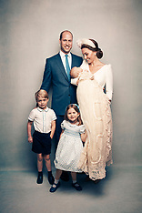 Prince Louis Official Christening Images - 16 July 2018