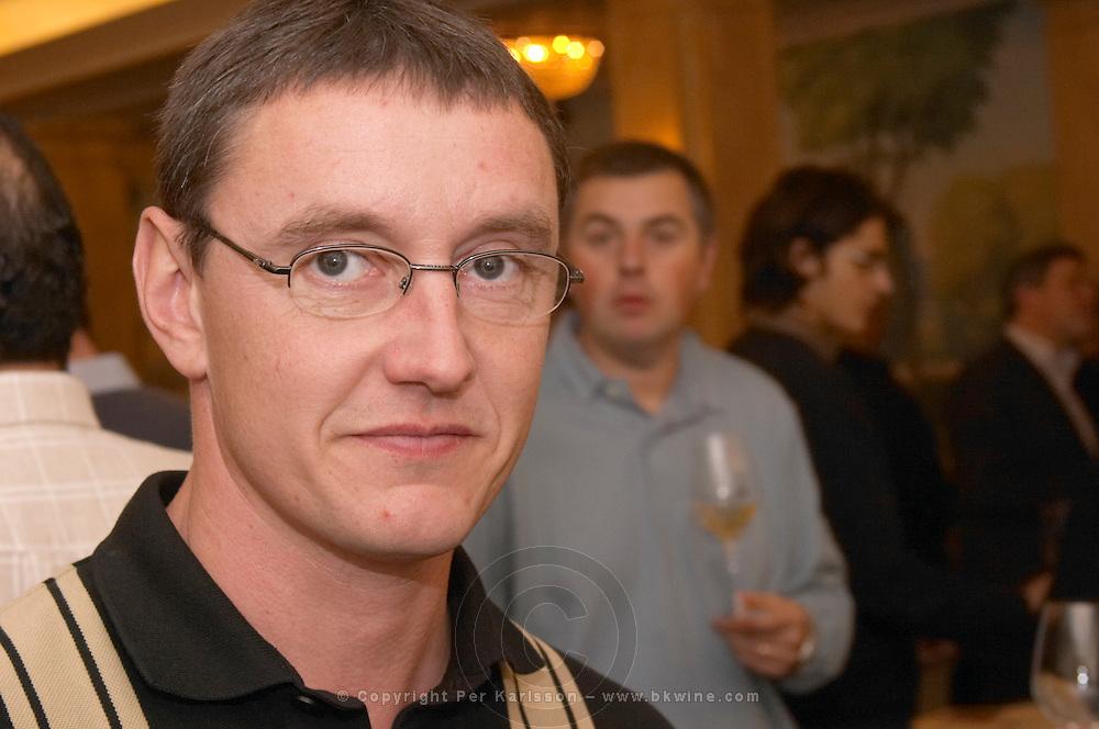 Francois Chidaine, winemaker, owner, Montlouis, Vouvray, touraine, Loire, France