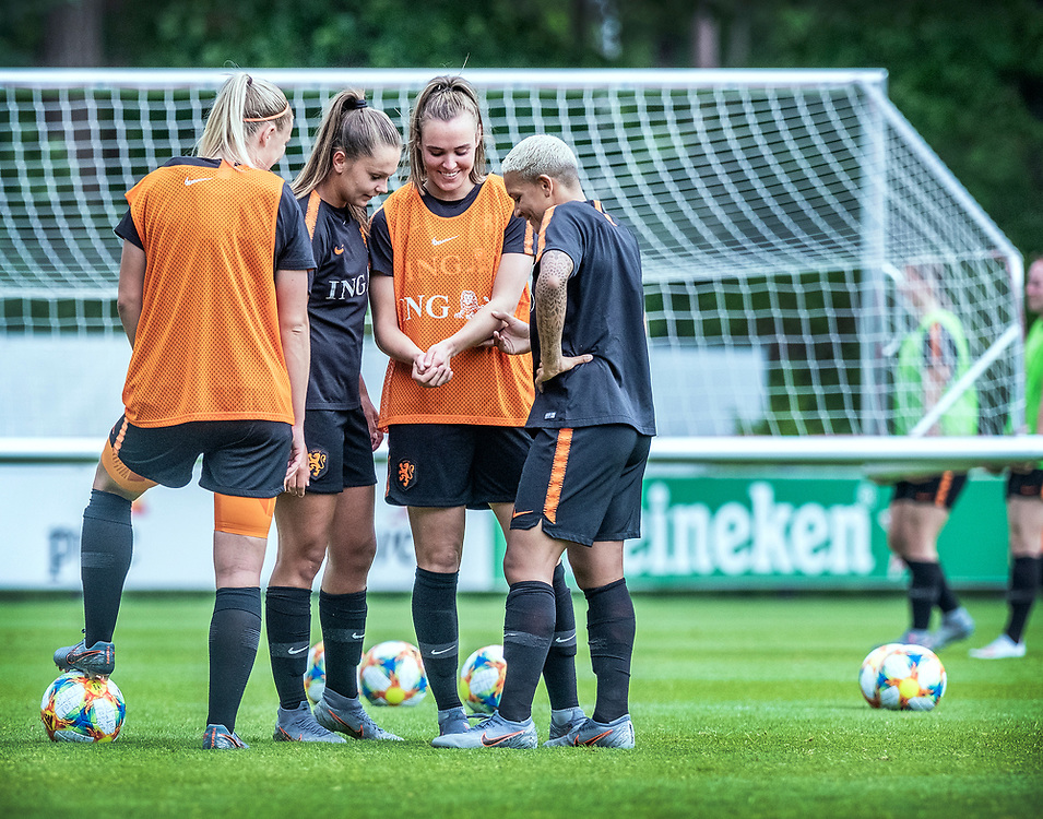 Netherlands. Zeist, 27-05-2019. Photo: Patrick Post. Training Nederlands Dames voetbalelftal.
