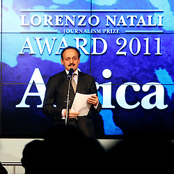 20111208- Belgium - Brussels - Lorenzo Natali Prize 2011 © European Union