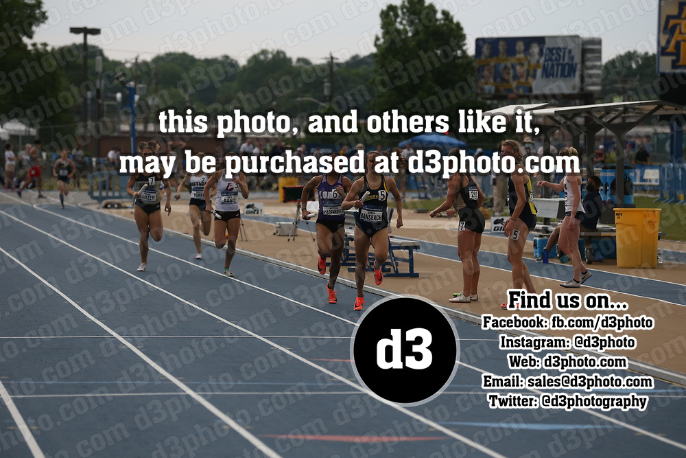 2021 NCAA Division III Outdoor Track and Field Championships 2021 NCAA OTF - Event 23 - Women 4x400