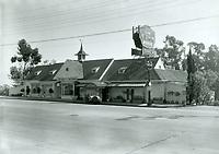 1930 La Boheme Restaurant