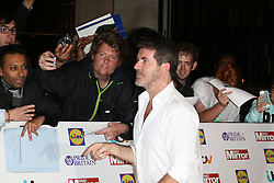 Simon Cowell, Pride of Britain Awards, Grosvenor House Hotel, London UK. 28 September, Photo by Richard Goldschmidt /LNP © London News Pictures