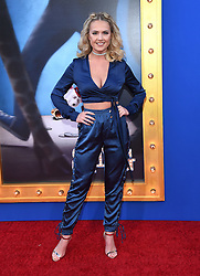 December 3, 2016 - Los Angeles, California, U.S. - Victoriah Bech arrives for the premiere of the film 'Sing' at the Microsoft Theatre. (Credit Image: © Lisa O'Connor via ZUMA Wire)
