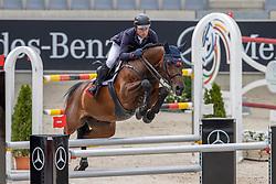 Jung Michael, GER, Fischer Dante<br /> Aachen International Jumping<br /> Aachen 2020<br /> © Hippo Foto - Dirk Caremans<br /> 06/09/2020