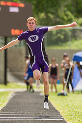 Maine State Track & Field Meet, Class B: boys triple jump, Jordhan Levine, Waterville