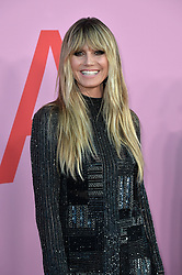 June 3, 2019 - New York, New York, United States - Heidi Klum arriving at the CFDA Fashion Awards at the Brooklyn Museum of Art on June 03, 2019 in New York City  (Credit Image: © Kristin Callahan/Ace Pictures via ZUMA Press)