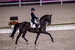 Fry Charlotte, GBR, Everdale, 134<br /> Olympic Games Tokyo 2021<br /> © Hippo Foto - Dirk Caremans<br /> 28/07/2021
